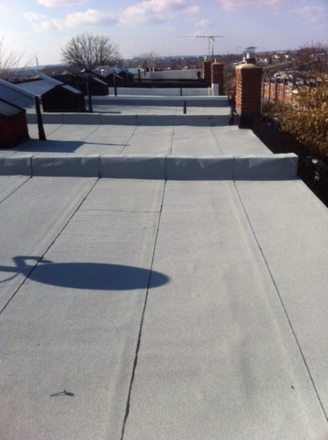 Re Building A Flat Roof Right Boyd Construction Co Inc