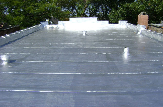 Reflective Roof Coating For Flat Roofs Boyd Construction