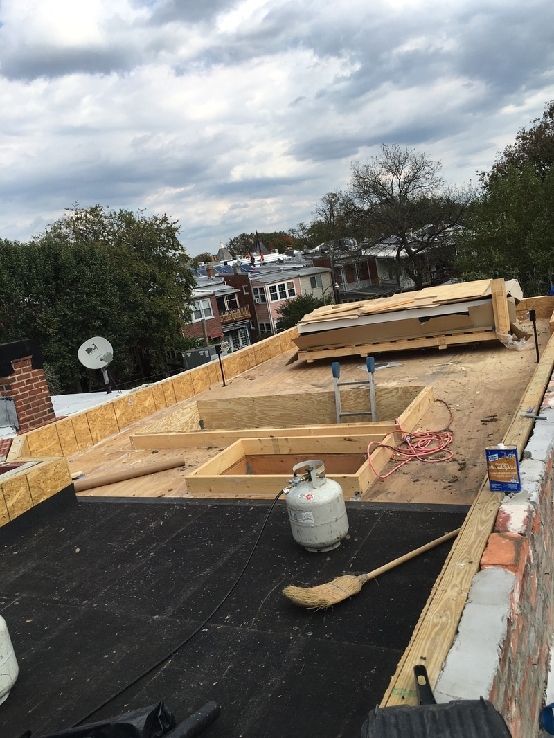 Washington Dc Roofer Emergency Leak Patch And Repair
